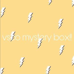 vsco mystery box!!